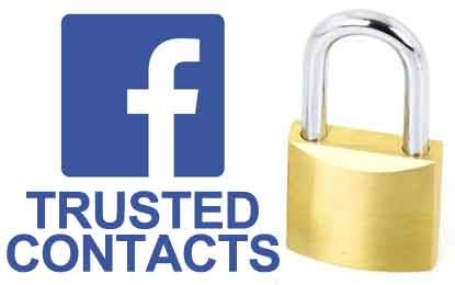 How to Setup Facebook Trusted Contacts