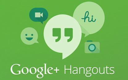 Discover the Google Hangouts