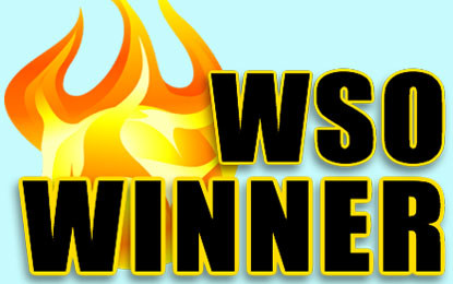 My new launch – WSO Winner